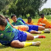 See Amajimbos confirmed 21 man sqaud for Afcon U/17