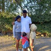 Siya Kolisi reveals that he misses dropping off his children at school. Leaving fans gushing.
