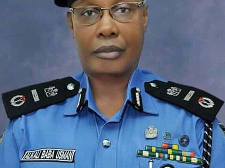 Meet Alkali Baba Usman, The Newly Appointed Acting IGP In The Nigeria Police Force