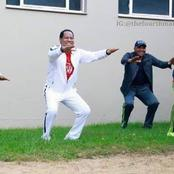 Photos Of Oyakhilome, Suleman, T. B Joshua, Adeboye And Other Pastors Keeping Fit through Exercise