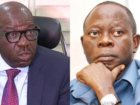 Has Governor Godwin Obaseki Really Ended Adams Oshiomole's Political Career?