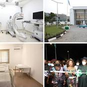 I Have Not Disappointed Rivers People;  PDP, See A Brand New Hospital Commissioned- Gov. Wike
