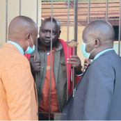 Bungoma Court Releases Didmus Baraza, Samson Cherargei, Koech And Kogo on Cash Bail
