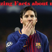 Here Are Four Interesting Facts About Lionel Messi