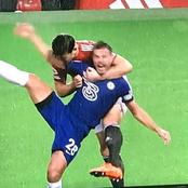 Chelsea fans are saying the same thing after what VAR did in the game against Man United