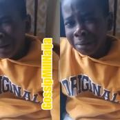 """""""I Want To Go Back To Nigeria, My Mates Hates Me Because Of My Skin Color""""-Young Boy Lamented"""