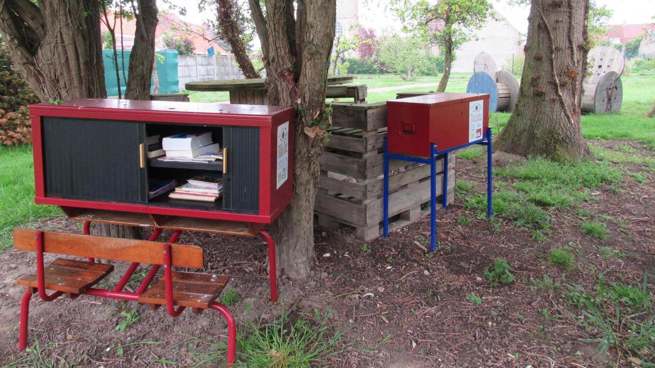 Looberghe: une trocante et un bibliotroc pour donner une seconde vie aux objets et livres
