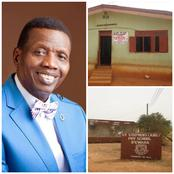 Pastor Adeboye Is 79 Today: See The House He Was Born In And The Primary School He Attended