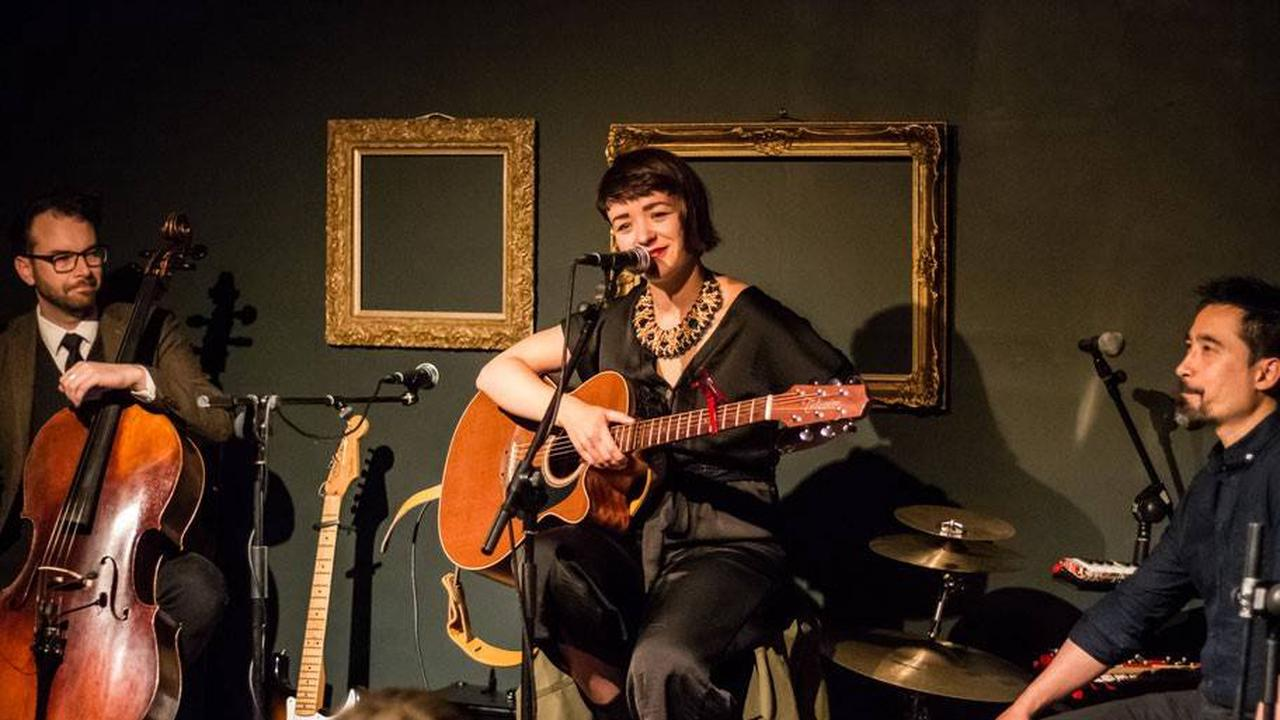 Emma Langford Trio – Songs made in Ireland