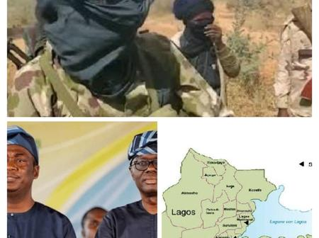 Today's News:Bandits Demand N10m 'Protection fee,' Christian Group Calls For Muslim Governor For Lagos