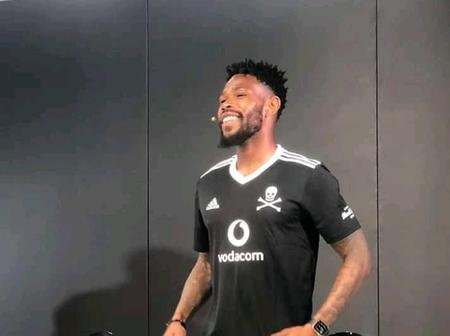Orlando pirates star said they must win the game that the are going to play.