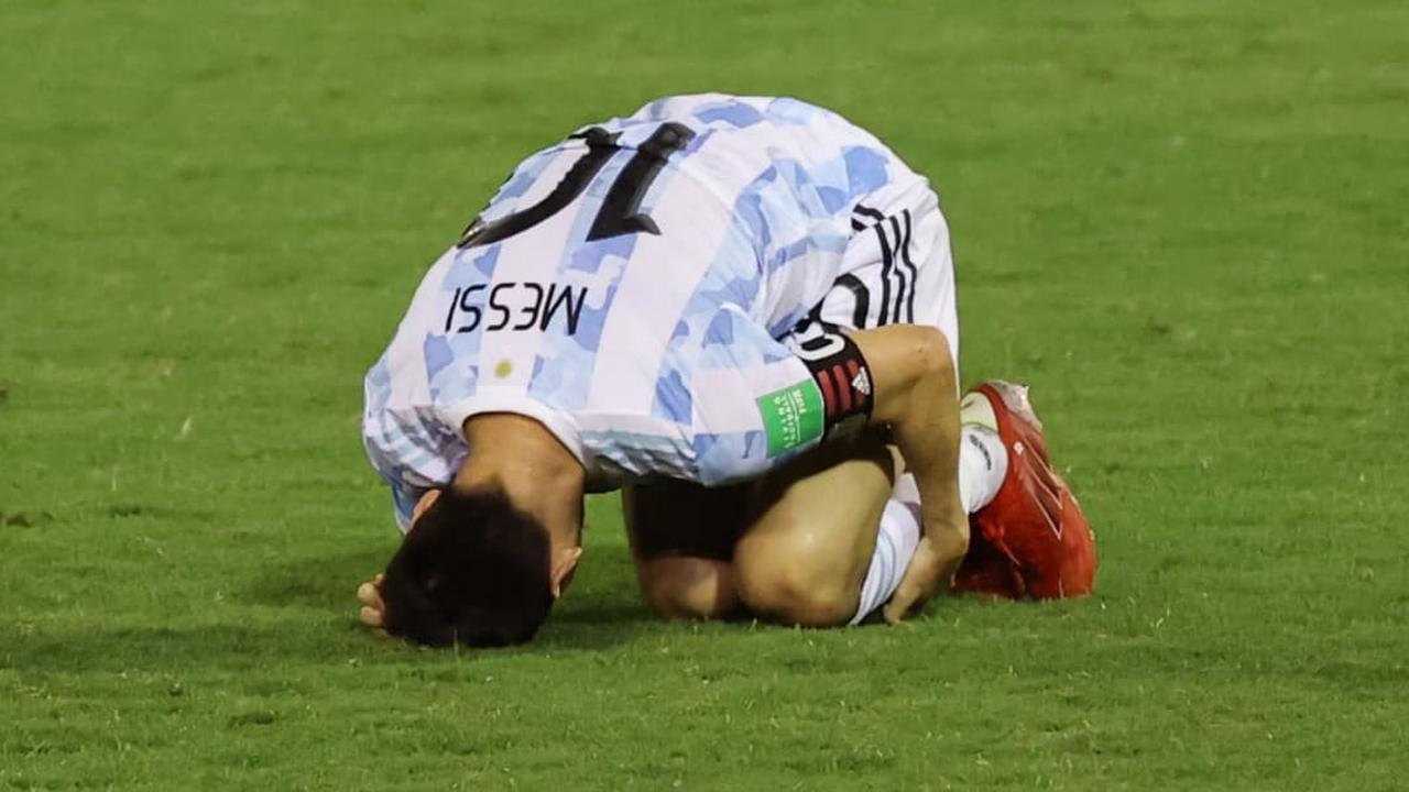 Brésil-Argentine: Lionel Messi pique sa crise!