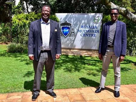 Buzeki Seems To Be Joining One Kenya Alliance and is Likely to Finance Mudavadi Campaigns For 2022