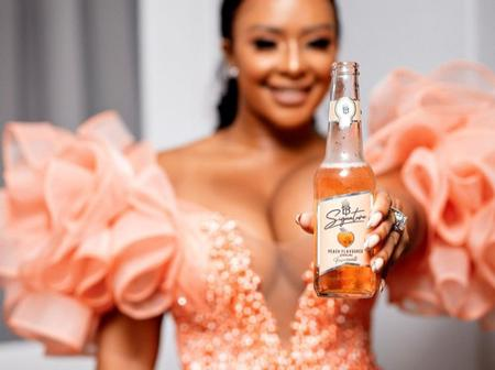Boity attacked for selling her liquor brand at R599,99 Mzansi can't tolerate it any longer.