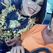 Reactions as Bobrisky's picture surfaces on internet