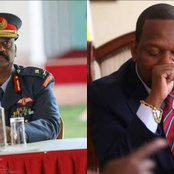 General Badi Hits at Governor Sonko Following His Outbursts Against Him