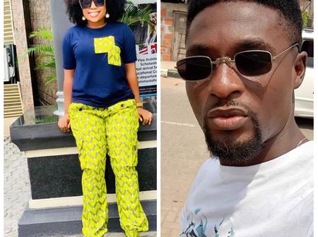Lovely Recent Photos Of Seyi Edun And Her Husband, Adeniyi Johnson