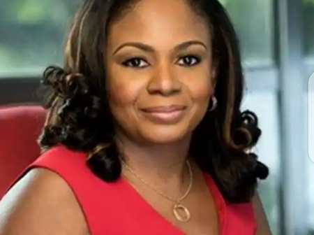 Meet TONY ELUMELU'S Wife Who's A Medical Doctor And Founder Of Avon HealthCare