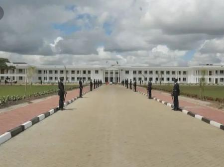 Kenyan County Government Offices That Look Like a Palace (Photos)