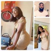 'I Won't Lose Focus' - Man Reacts to the Photos of a Beautiful Lady that Caught His Attention(Photo)
