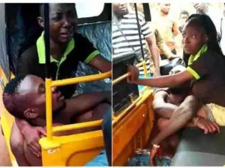 Nigerian Woman Stabs Husband To Death In A Fight