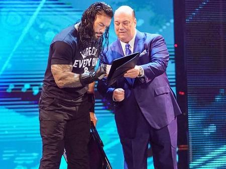 Roman Reigns Is On My Level