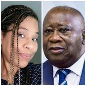 """Nathalie Yamb sur le choix de Tv5 de Gbagbo : """"c'est maladroit"""""""