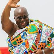 Excellent Work Done President Akuffo Addo For Taking the First Covid-19 Vaccine In Ghana