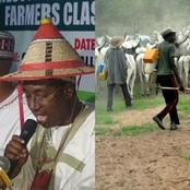 Reactions As Miyetti Allah Threatens To Stop Supplies Of Cattle To The South