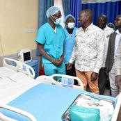 DP Ruto Delivers Good News to Counties After Opening Out-Patient Unit And ICU on Friday (Photos)