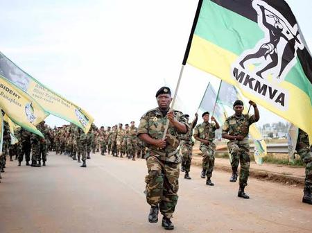 What is the MKMVA? It is an amalgamation of former homeland security forces