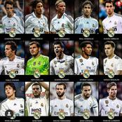 Among These Real Madrid Academy Players, Name Your Favorite 3