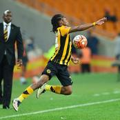 Siphiwe Tshabalala Goes International.