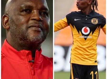 Pitso Mosimane Wants Reunion With Khama Billiat. Read This