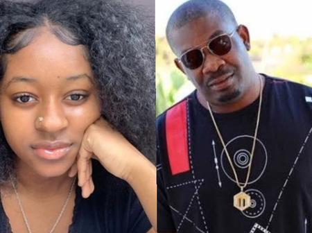 Mavin will give you money if we like your talent - Don Jazzy replies lady