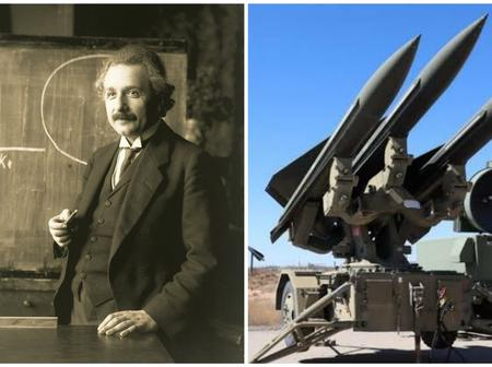 Throwback When Albert Einstein Predicted World War 3. Check Out How His Prophecy Is Manifesting