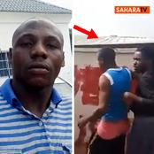 Governor's Aide Who Ordered Torturing Of Anti-Buhari Protesters Is Exposed, See The 2 Things He Did