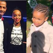 Nandi Madida and her husband Zakes Bantwini celebrates their daughter's second birthday.