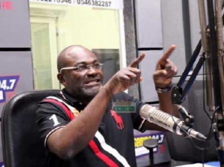 'If not for politics, somebody like you would not have dared to insult me'-Kennedy Agyapong
