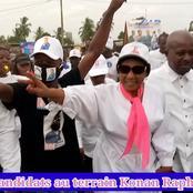 Élan de remerciement du FPI Marcory 2ème jour : les candidats du parti visite la Madone