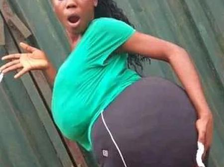 The girl that was seen cooking in the toilet, see the crazy pictures she posted on facebook