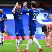 Chelsea star tops the list as UEFA released Champions League player of the week nominees (Photo)