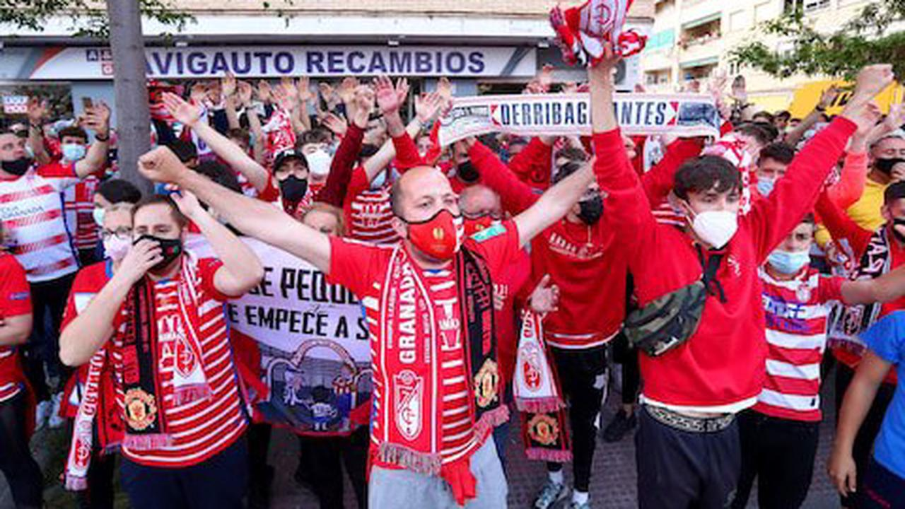 Granada vs Manchester United, Europa League: live score and latest updates from quarter final first leg
