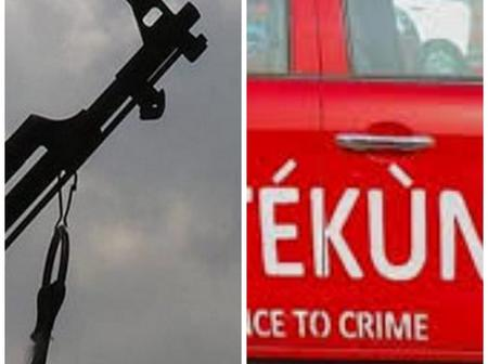 Today's Headlines: Gunmen attack Enugu community, killed one, Amotekun arrests 3 suspected kidnappers in Ekiti