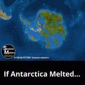 What if Antarctica melted? See what Will happen