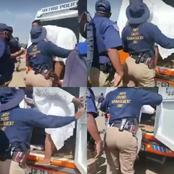 Pastor Mukhuba of (UBN) was arrested yesterday after her church was filled beyond Covid regulation