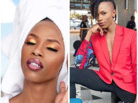 He Meet The Male Kenyan Celebrity Who Rocks Wigs And Make-up.