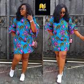 Ladies, check out these Ankara outfits for fashionistas