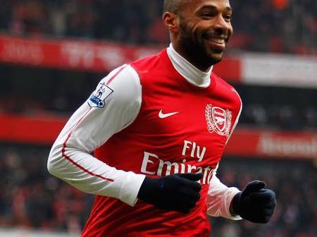 Premier League Top Scores In Arsenal's History.