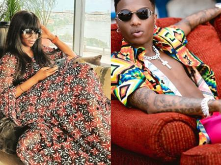 Wizkid Is Crushing On You - Fan Tells Genevieve Nnaji After She Shares New Photo Online.
